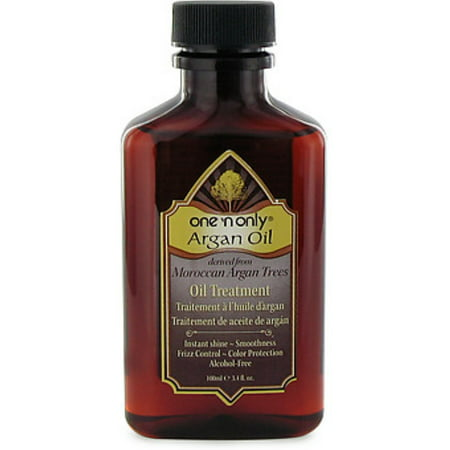 One N' Only Argan Oil Treatment, 3.4 oz (Pack of