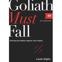 Goliath Must Fall Video Study: Winning the Battle Against Your Giants (Other)