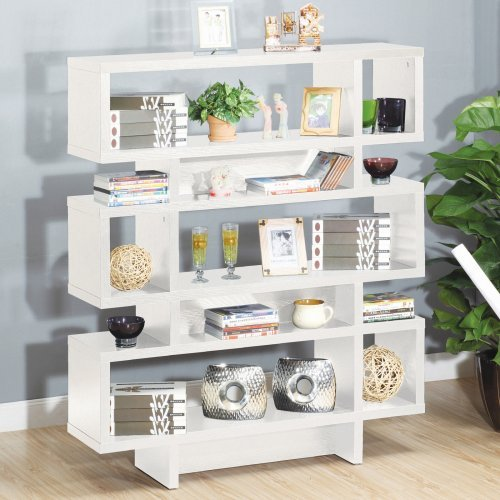 Furniture of America Zig Bookcase