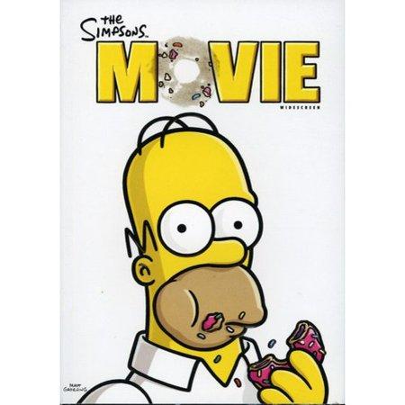 Simpsons Movie  Widescreen   Widescreen