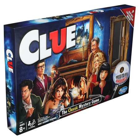 CLUE CLASSIC REVEAL - Monopoly Classic Edition