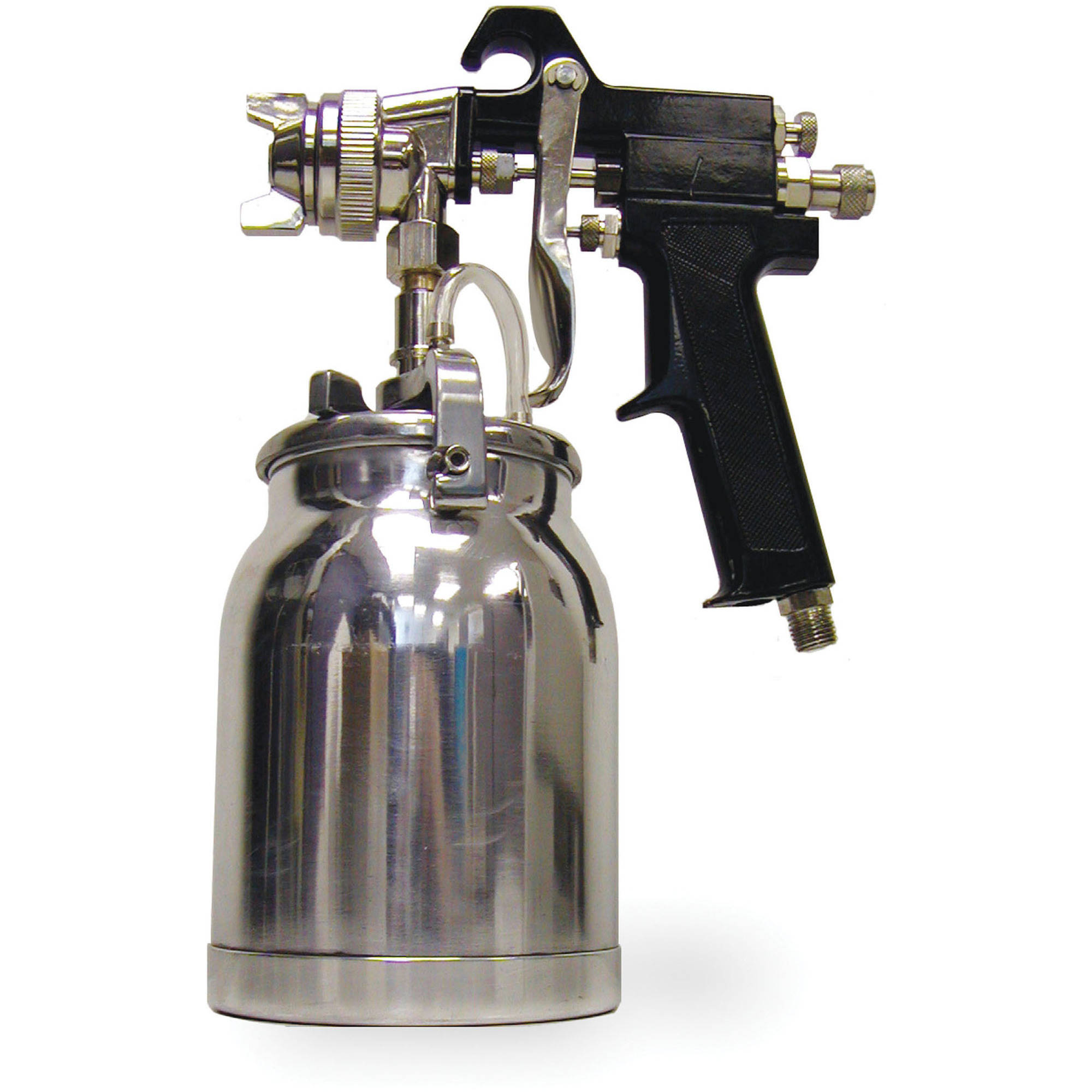 Buffalo Tools 1 qt Industrial Paint Spray Gun