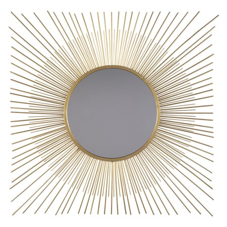 Signature Design by Ashley Elspeth Sunburst Design Wall Mirror - 42W x 42H in. ()