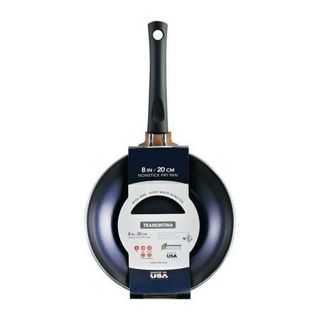 Tramontina Fry Pans Aluminum Non Stick Black,Blue,Lavender,Metallic Blue Oven Safe To 350 Deg F 176