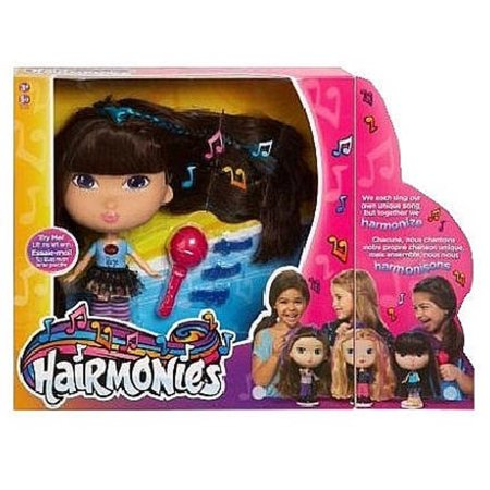 Hairmonies Doll - Black Hair, By Toys R Us Ship from US - Toys R Us Lima
