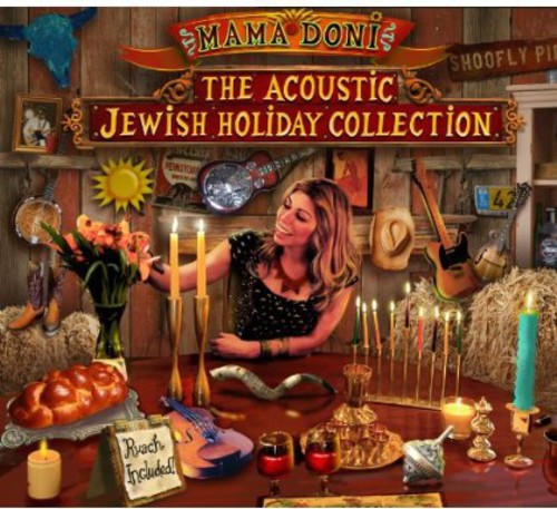 Acoustic Jewish Holiday Collection