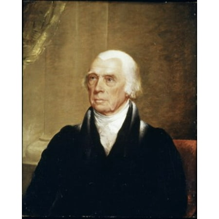 James madison chester harding 1792 1866 american oil on for James madison pets