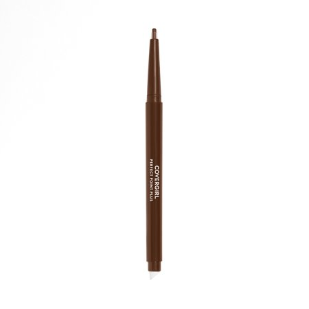COVERGIRL Perfect Point PLUS Eyeliner, 210 (Best Natural Organic Eyeliner)