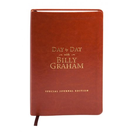 Day by Day with Billy Graham: Special Journal Edition (Imitation Leather) (Other)