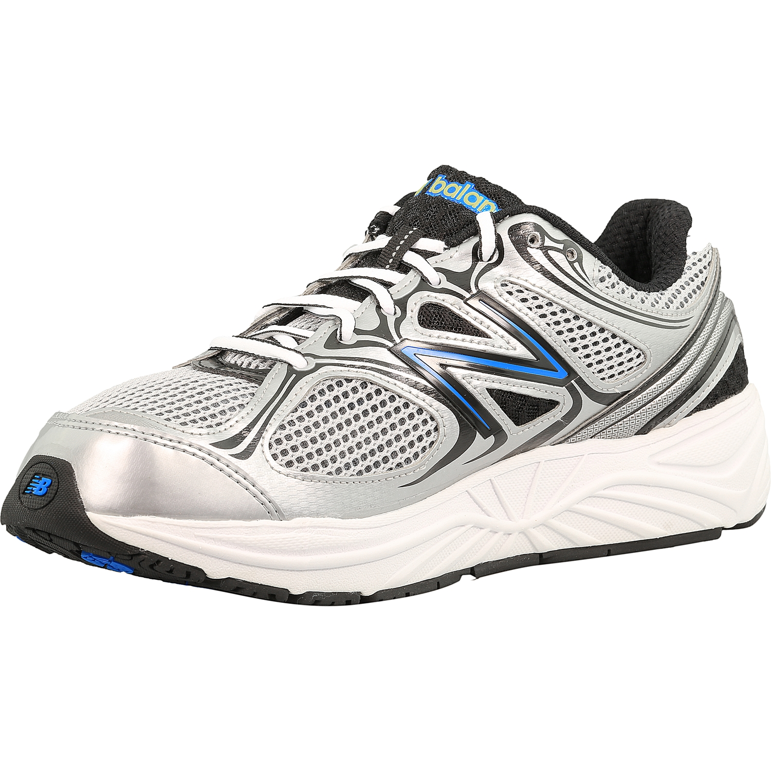 New Balance Men's M840 Sb2 Ankle-High Mesh Running Shoe -...