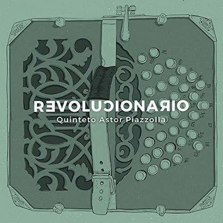 Quinteto Astor Piazzolla - Revolucionario (CD) - image 1 de 1