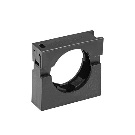 Corrugated Tube Holder AD34 5 Plastic Mounting Bracket Pipe Clamp Clip with  Double Struts