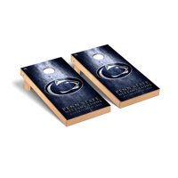 Penn State Nittany Lions 2' x 4' Metal Museum Cornhole Board Set