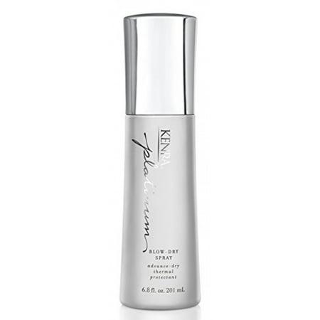 Kenra Platinum Blow Dry Hair Spray, 6.8 Oz