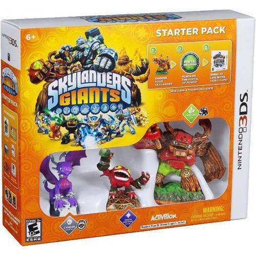 Skylanders Giants Starter Pack - Nintendo 3DS Giants Starter Pack