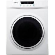 Magic Chef 3.5 cu ft Compact Dryer, White