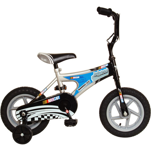 "12"" NASCAR Hammer Down Bike"