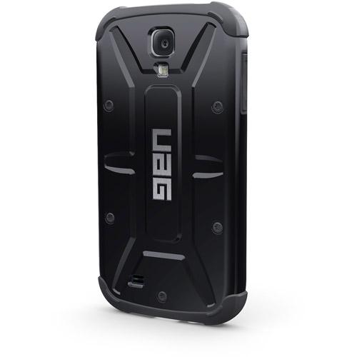 Urban Armor Gear Case for Samsung Galaxy S4 - Black