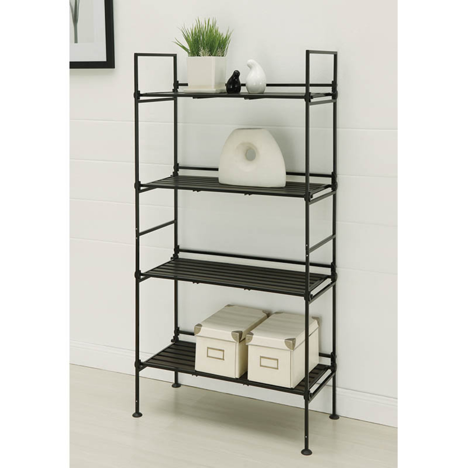 4 Tier Shelf - Resin