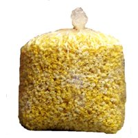 Just Popped Bulk Movie Theater Butter Popcorn Bag 175 Cups