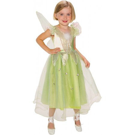 Tinkerbell Princess Child Costume - Large