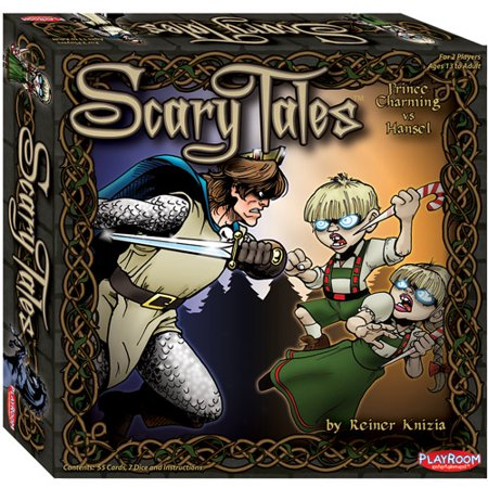 Playroom Entertainment Scary Tales, Prince Charming vs. - Scary Bubble Wrap Game