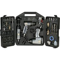 Grizzly Industrial H8208 Air Tool 50 pc. Kit