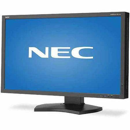 "NEC 27"" MultiSync Desktop Monitor (PA272W-BK Black) by"
