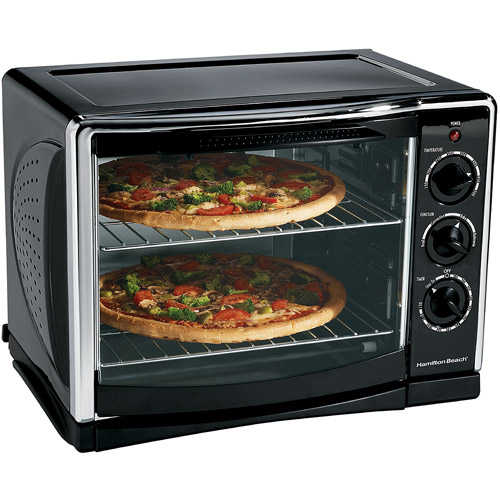 Hamilton Beach Countertop Oven with Convection, 31197R