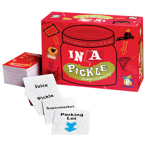 Games - Ceaco Gamewright - In a Pickle Kids New Toys 106