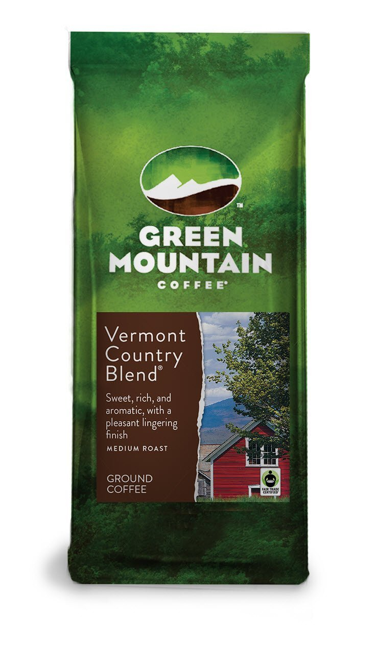 Green Mountain Coffee Signature Vermont Country Blend ...