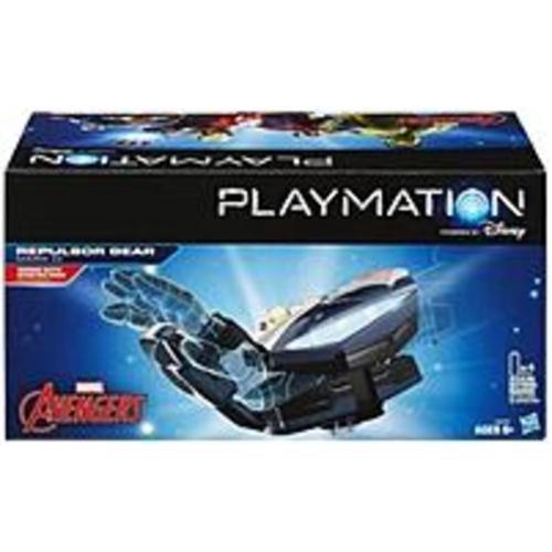 Hasbro B1075 Playmation Marvel Avengers Repulsor Gear (Refurbished)