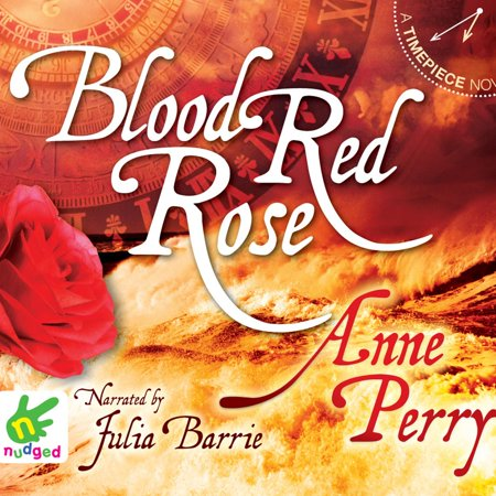 Blood Red Rose - Audiobook -
