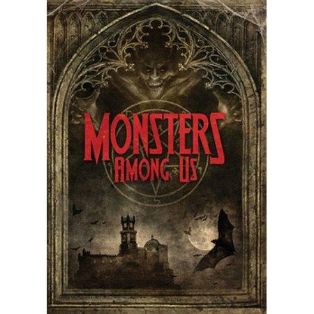 Halloween Movie Park Monster (Monsters Among Us (DVD))