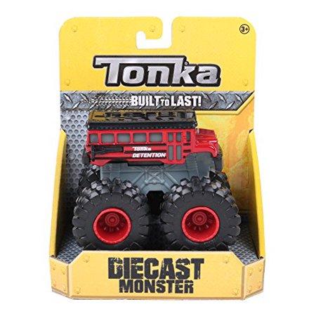 Tonka Monster Metal Die-cast Bodies the Expeller - image 2 de 2