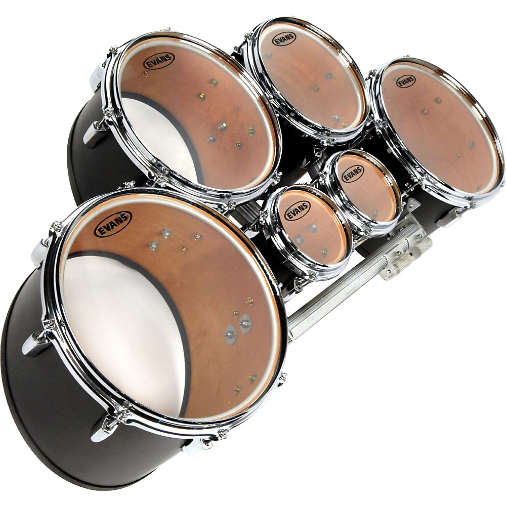 Evans Corps Clear Tenor Drumhead 8 in.