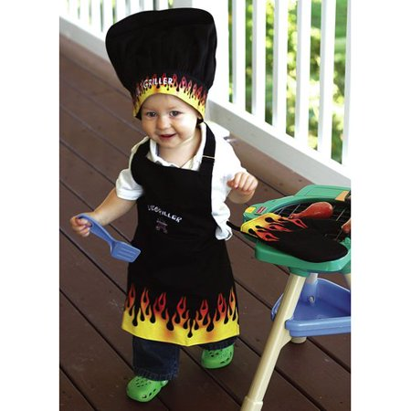 Manual Woodworkers & Weavers Lil Griller Apron (Set of 3)
