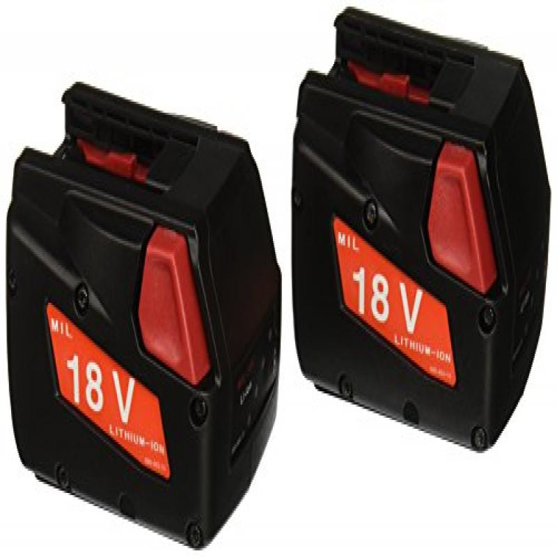Maximalower Pack of 2 MaximalPower Replacement Battery fo...