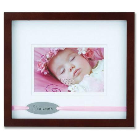 Lawrence Frames Princess Ribbon Picture Frame - Walmart.com