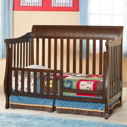 Europa Baby Andover Convertible Crib Set