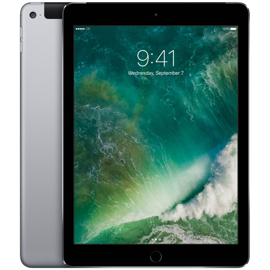 Apple iPad Air 2 16GB Wi-Fi + Cellular - Refurbished