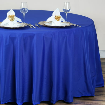 120' Round Quality Tablecloths (BalsaCircle 120