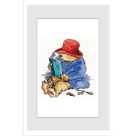 Marmont Hill Inc Marmont Hill \'Reading is Fun\' Paddington Bear by ...