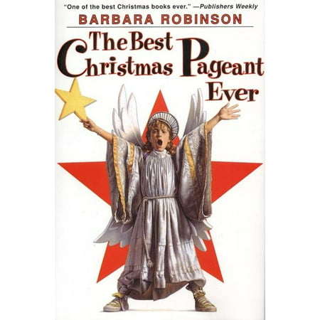 The Best Christmas Pageant Ever (Edition 25) (Hardcover)