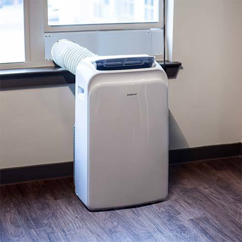 EdgeStar AP14003W 14,000 BTU Portable Air Conditioner - White