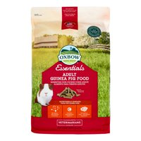 Oxbow Pet Products Essentials Cavy Cuisine Adult Guinea Pig Dry Food, 10 lbs.
