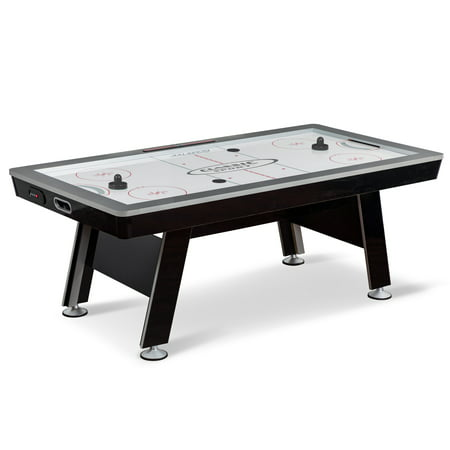 """Classic Sport 84"""" X-Cell Hover Hockey Table, 1-1-34494-DS, 2 Pushers and 2 Pucks Included"""