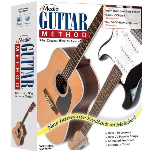 eMedia EG10091 Guitar Method v5