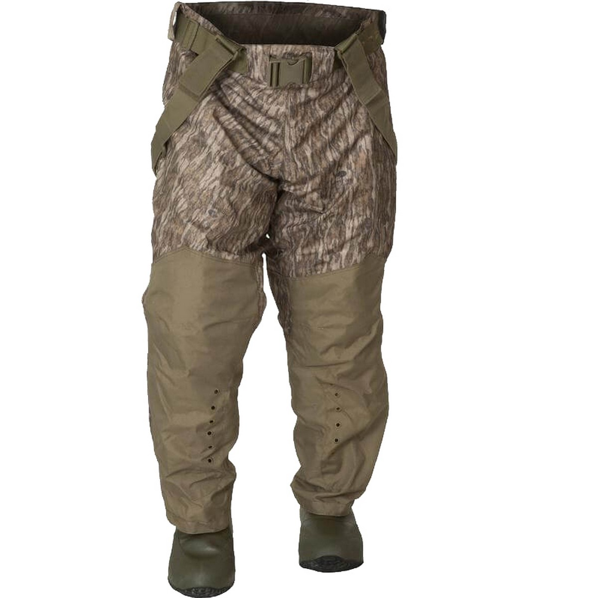 Banded Gear Redzone Insulated Waist High Wader 8r Bot