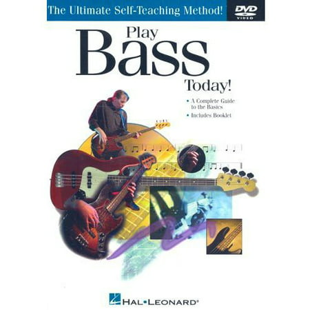Play Bass Today (DVD)